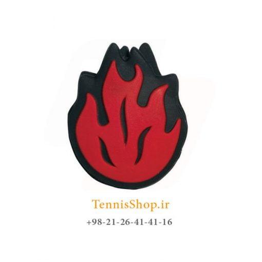 ضربه گیر تکی راکت تنیس ویلسون سری Bowl O Fun مدل Red Flames
