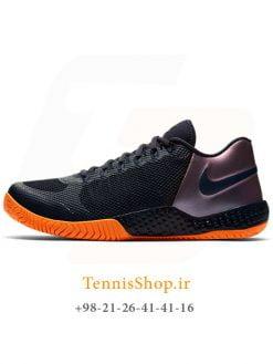 کفش تنیس زنانه نایک سری Court Flare 2 رنگ مشکی