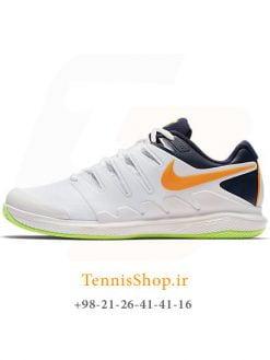 کفش تنیس مردانه نایک سری VAPOR X تکنولوژی AIR ZOOM مدل Clay Phantom