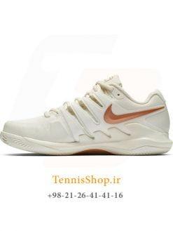 کفش تنیس زنانه نایک سری VAPOR X تکنولوژی AIR ZOOM مدل Clay Phantom