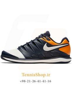 کفش تنیس مردانه نایک سری VAPOR X تکنولوژی AIR ZOOM مدل Clay