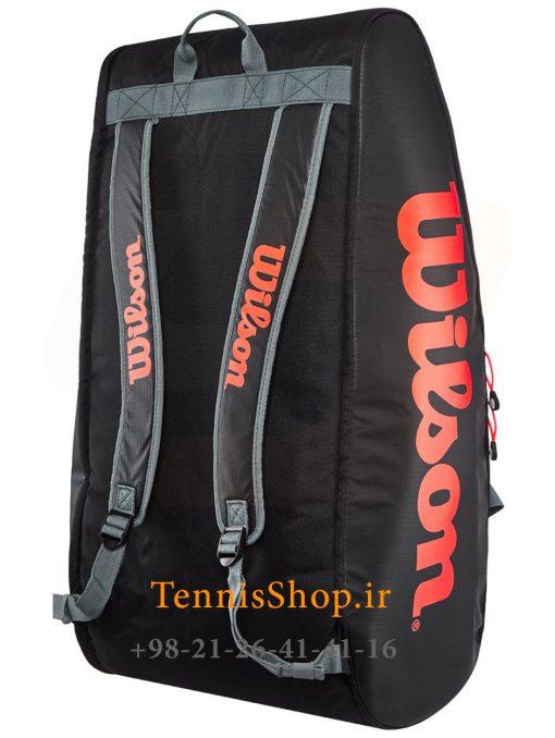 ساک تنیس ویلسون سری Clash Tour مدل 12 راکته