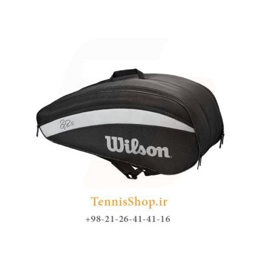 ساک تنیس ویلسون سری Federer Team مدل 12 راکته