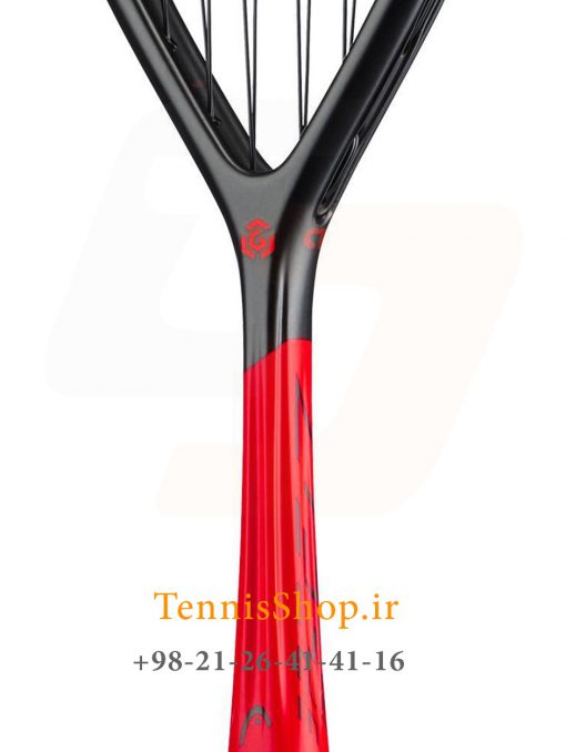 راکت اسکواش هد سری Speed مدل 135 classic تکنولوژی Graphene 360