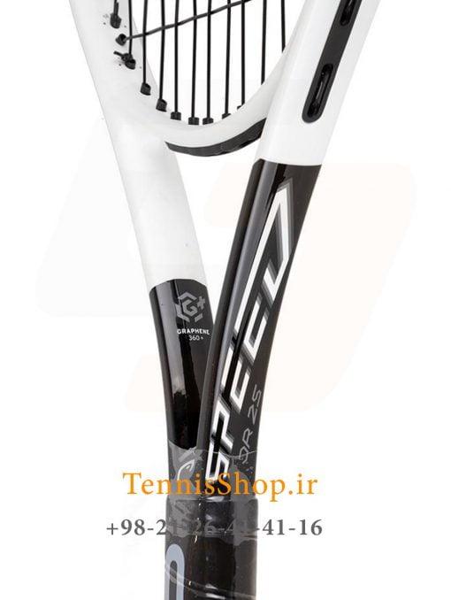 راکت تنیس بچه گانه هد سری speed مدل JR 25 تکنولوژی +360