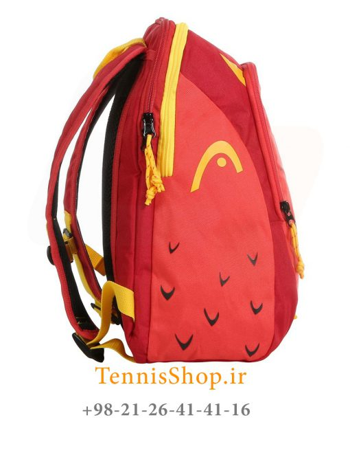 کوله پشتی تنیس بچه گانه هد رنگ قرمز