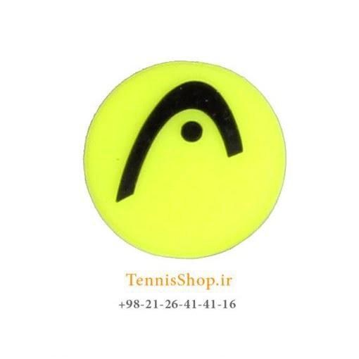 ضربه گیر تکی راکت تنیس هد سری Pro Damp رنگ زرد