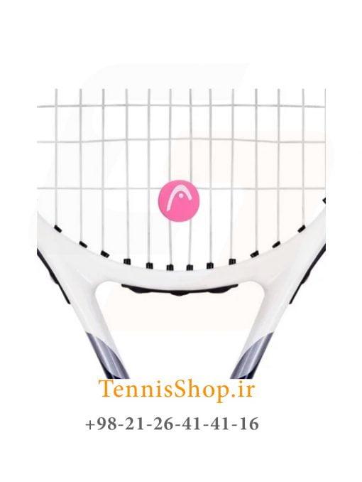 ضربه گیر تکی راکت تنیس هد سری Pro Damp رنگ صورتی