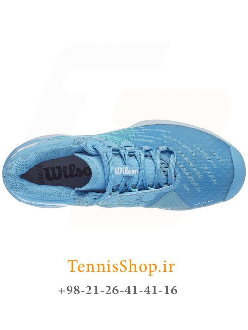 کفش تنیس ویلسون سری Kaos مدل 3.0 رنگ آبی