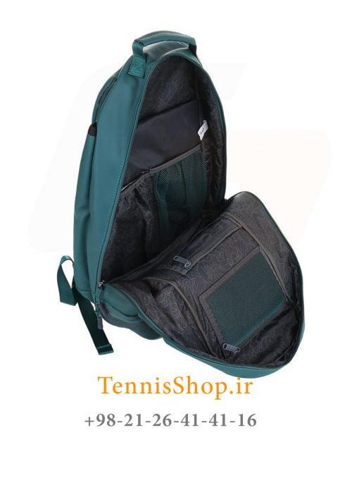 کوله پشتی تنیس ویلسون سری MINIMALIST رنگ سبز