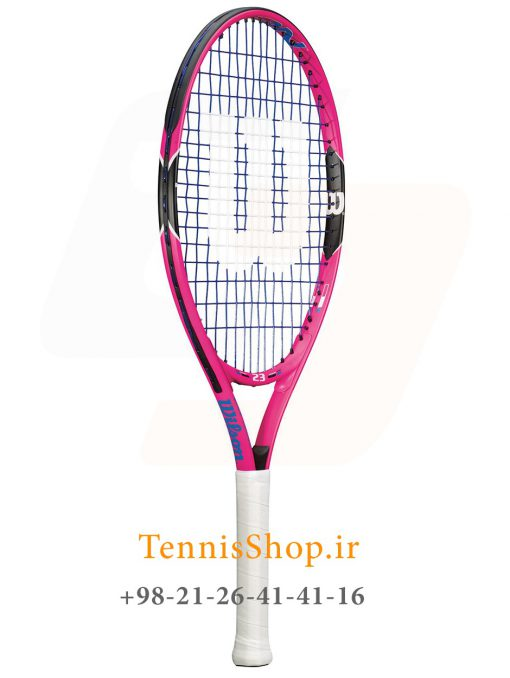 راکت تنیس بچه گانه ویلسون سری Burn مدل 23 رنگ صورتی