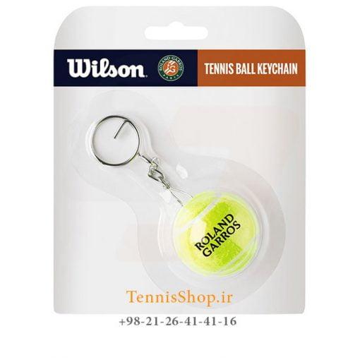 جاسوئیچی توپ تنیس ویلسون مدل Keychain
