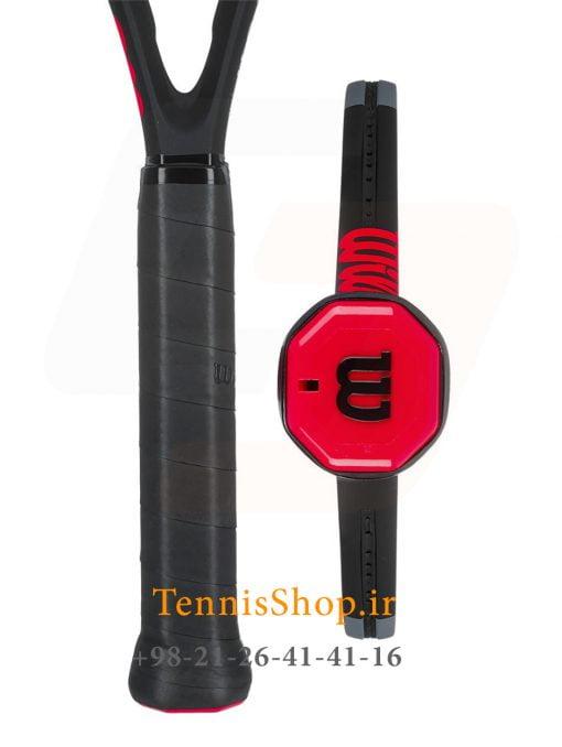 راکت تنیس ویلسون سری CLASH مدل 100Tour