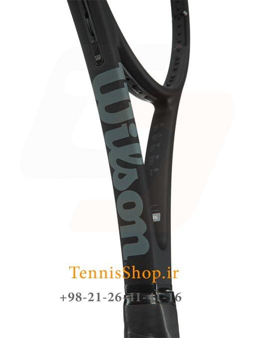 راکت تنیس ویلسون سری Pro Staff مدل 97L رنگ مشکی
