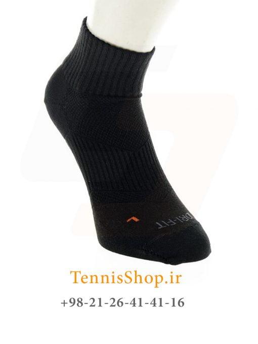 جوراب تنیس نایک سری Dry Lightweight Quarter مدل 3 جفتی