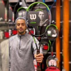 فروشگاه تنیس شاپ (بازار تنیس ایران) مرجع خرید راکت تنیس