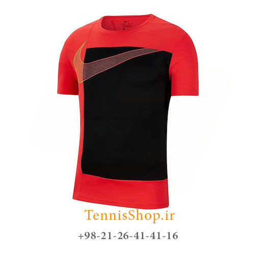 تیشرت تنیس مردانه نایک سری NK مدل Superset Graphic