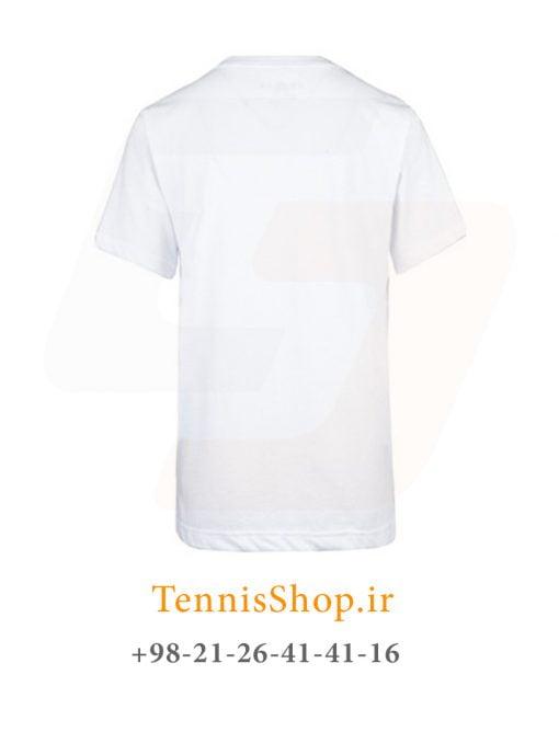 تیشرت تنیس مردانه نایک سری NSW مدل Swoosh رنگ سفید