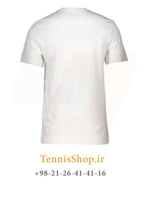 تیشرت تنیس مردانه نایک سری NSW مدل TEE AIR HBR 2 رنگ سفید
