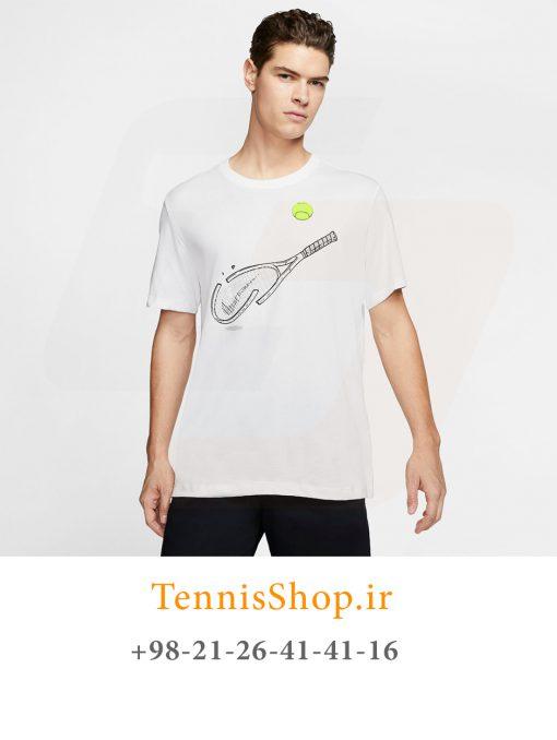تیشرت تنیس مردانه نایک مدل NikeCourt