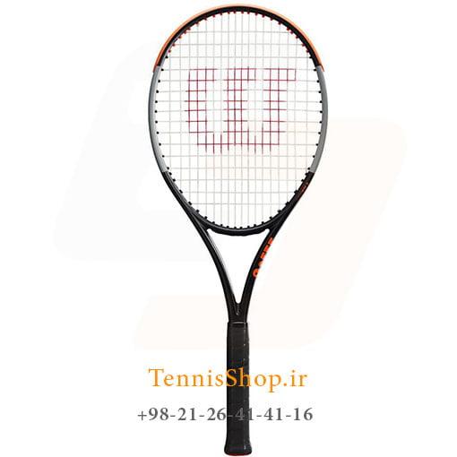 راکت تنیس ویلسون سری BURN مدل v4 100 LS
