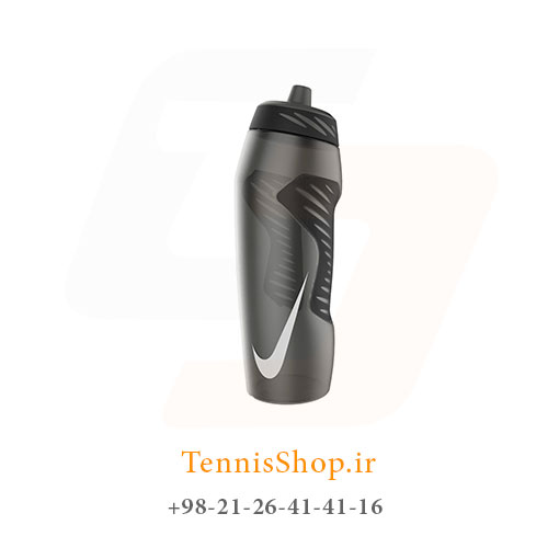 قمقمه ورزشی نایک مدل Hyperfuel رنگ مشکی