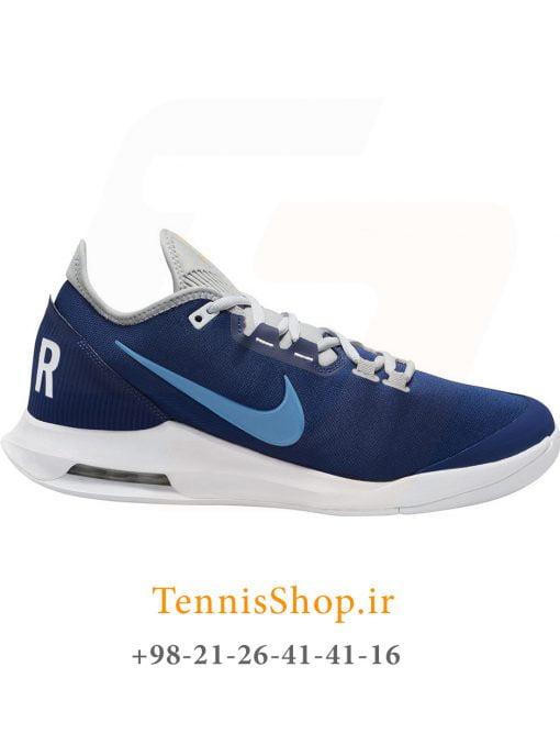کفش تنیس نایک سری WILDCARD تکنولوژی AIR MAX رنگ آبی