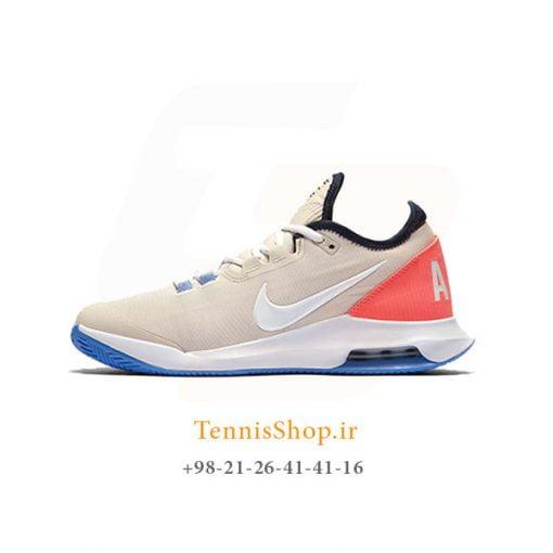 کفش تنیس نایک سری WILDCARD تکنولوژی AIR MAX مدل CLAY رنگ کرم