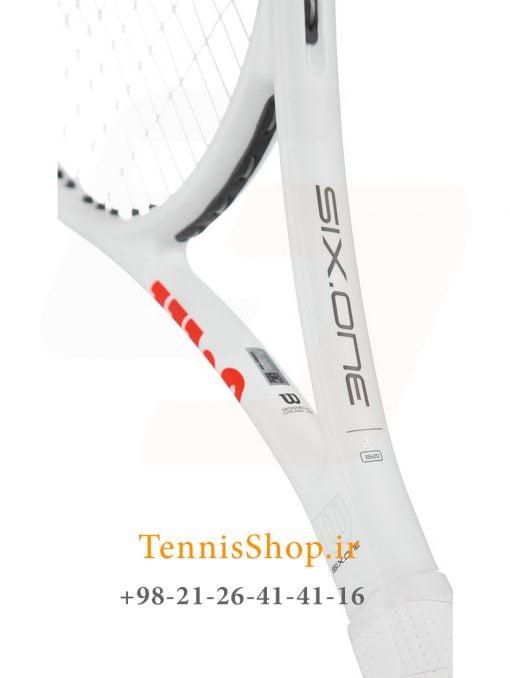 راکت تنیس ویلسون سری Six.One مدل 95 Team