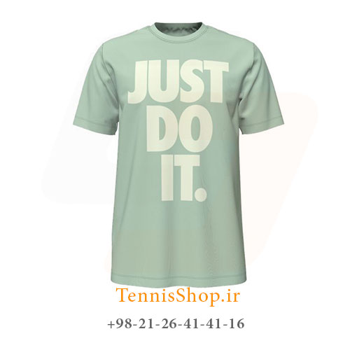 تیشرت تنیس مردانه نایک مدل JDI