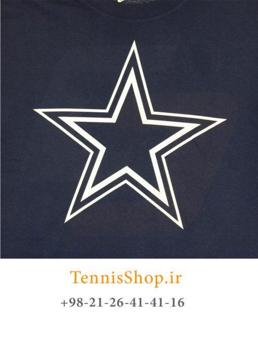 تیشرت تنیس مردانه نایک مدل nfl logo