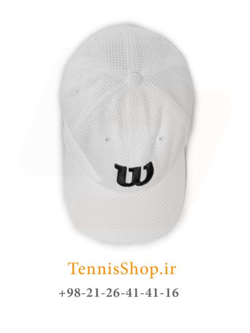 کلاه تنیس ویلسون مدل Summer Cap II رنگ سفید