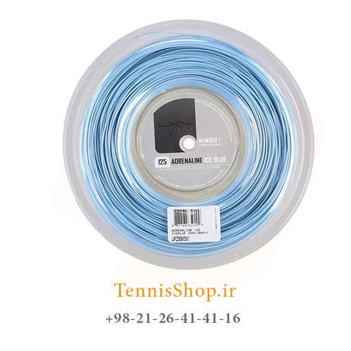 زه رول تنیس لوکسیلون سری ADRENALINE مدل 1.25 رنگ آبی