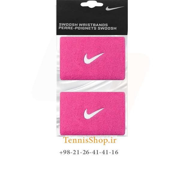 مچ بند تنیس هد سری 2.5 اینچ مدل 2 عددی رنگ صورتی
